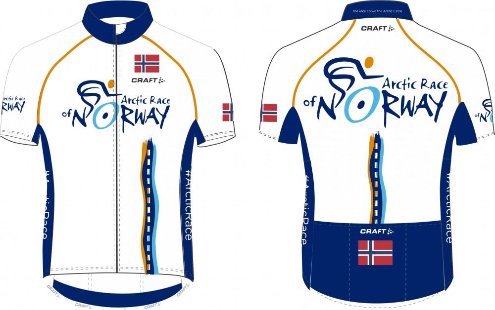 592fa948 ARN CRAFT Event Jersey herre | Arctic Race of Norway artikler tekstiler  sykkeltøy klær profilartikler webshop nettbutikk merchandise