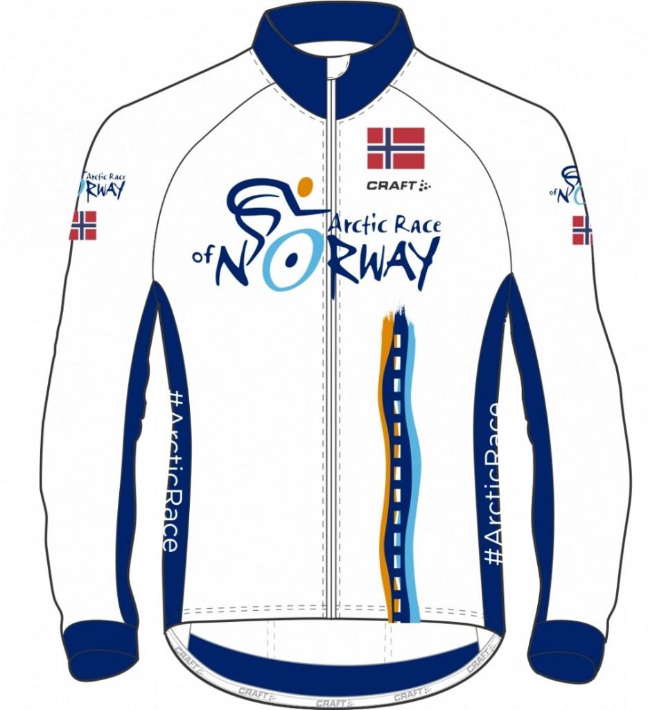 d0954adc ARN CRAFT Event Jersey lang arm - dame - hvit | Arctic Race of Norway  artikler tekstiler sykkeltøy klær profilartikler webshop nettbutikk  merchandise