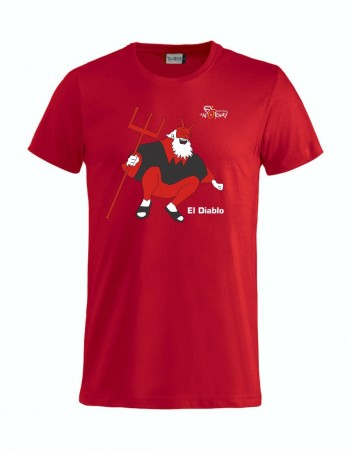 """Didi The Devil"" / ARN t-skjorte"
