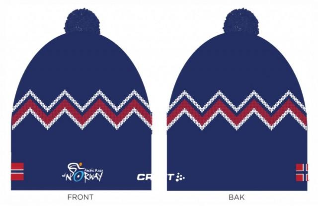 e420a87d ARN CRAFT strikkelue | Arctic Race of Norway artikler tekstiler sykkeltøy  klær profilartikler webshop nettbutikk merchandise